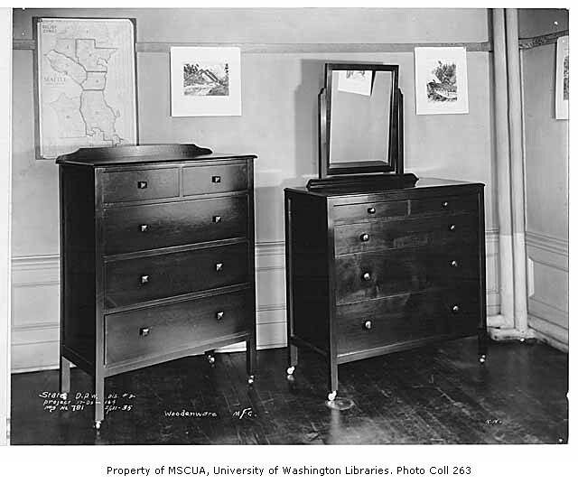 Furniture Built At A Furniture Factory In Seattle Flickr Photo Sharing