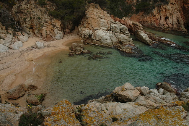 Cala Morisca, Costa Brava, Spain