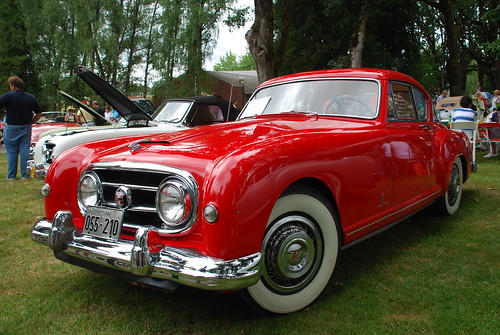Nash-Healey, or, The Car That Was Almost The Cobra