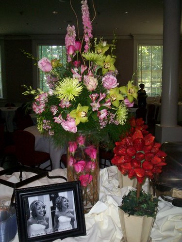 Christan's Centerpiece