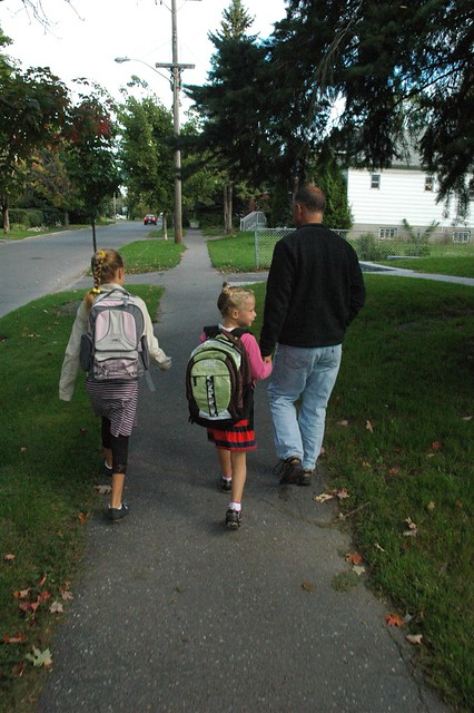 Back-to-school: September 2007