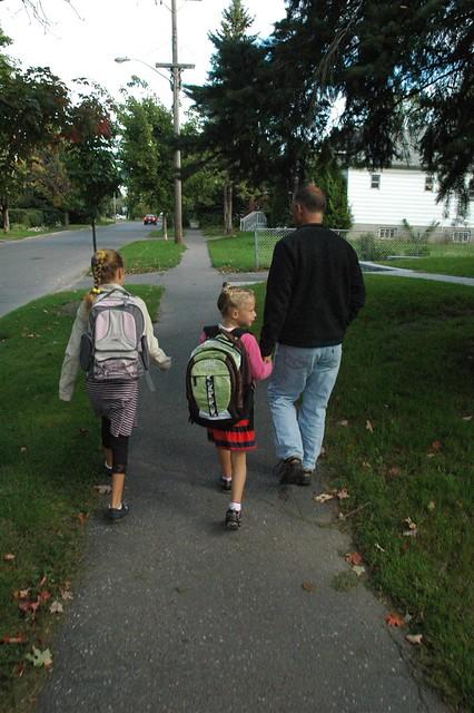 Back-to-school: September 2007