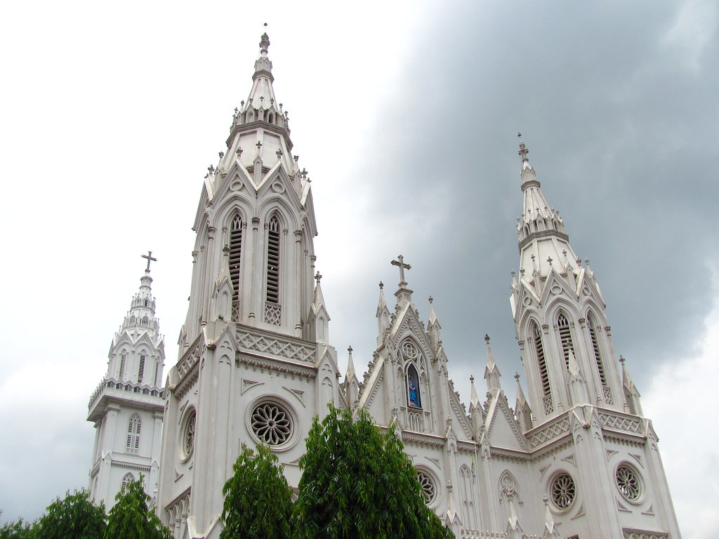 Basilica Our Lady of Dolores, Thrissur
