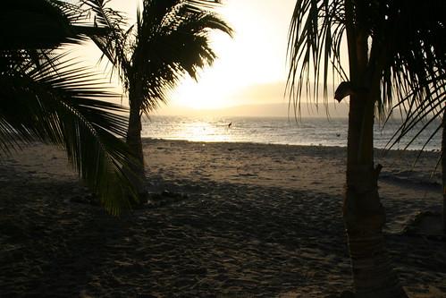 sunset peru 2010