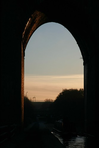 holiday sunrise canal flickr day autum viaduct