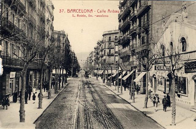 calle aribau flickr photo sharing