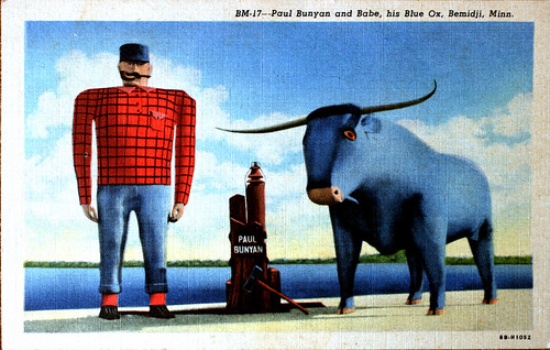 PAUL_BUNYAN_POSTCARD