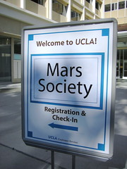 Mars Society welcome