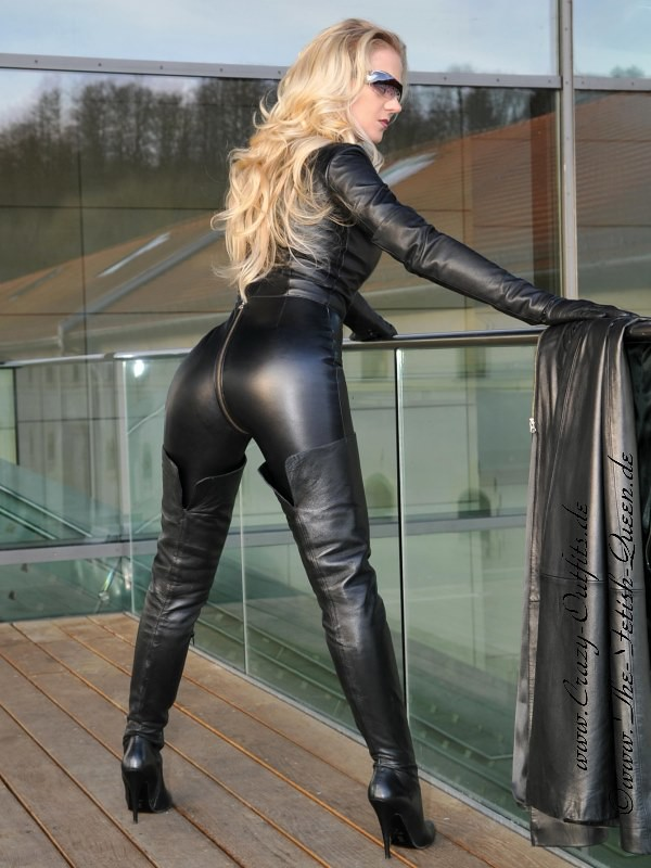 Leather Fetish Photos 119