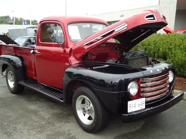 1949 ford f 68 pickup truck flickr photo sharing. Black Bedroom Furniture Sets. Home Design Ideas