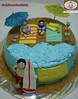 Dwi Sasono Beach Cake