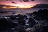 Kamaole III sunset, Maui by TroyMasonPhotography