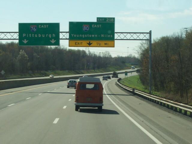 EB I-80 Near Exit 218/I-76 Jct.   Flickr - Photo Sharing!
