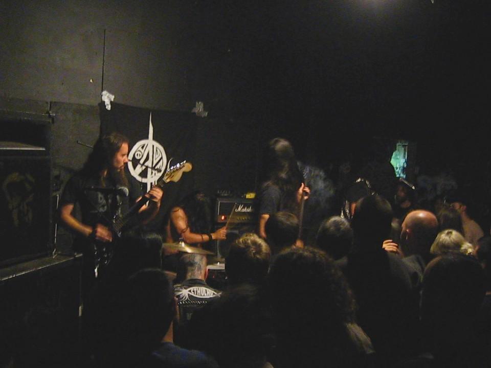 Axeman @ Smokies 07/04/2K10
