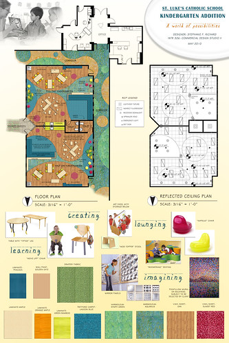 Kindergarten Classroom Design Photos ~ Kindergarten classroom design board of digital