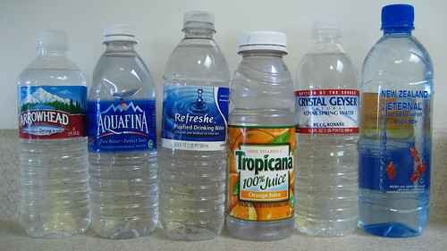 "My ""Bottled Water"""