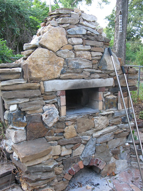 best outdoor brick pizza oven ever flickr photo sharing