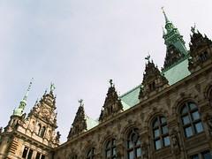 Hamburg - Rathaus (Town Hall)