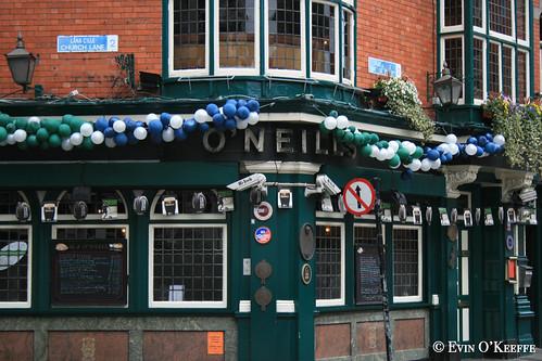 O'Neill's in Dublin
