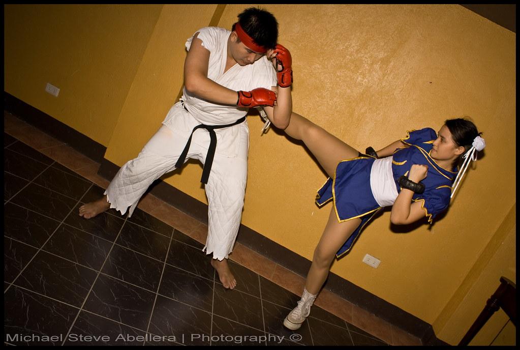 ryu and chun li 05