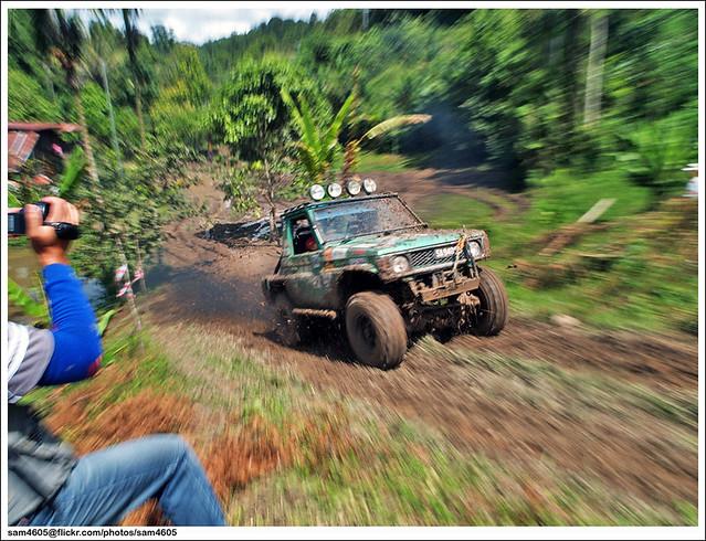 Jamboree RFWDC 2010 - Kampung Bambangan, Tambunan