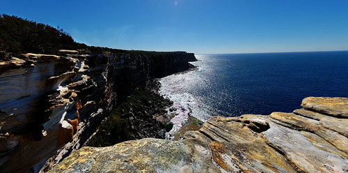Lookout point manly sydney nikon d40 for Point lookout fishing report