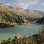 Clear Waters of Big Almaty Lake - Almaty, Kazakhstan