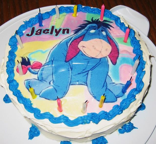 Eeyore Birthday Cake Singapore