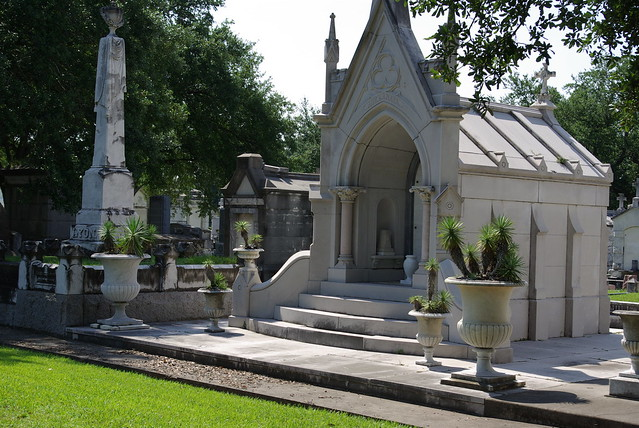 Metairie cemetery new orleans flickr photo sharing for Metairie architects