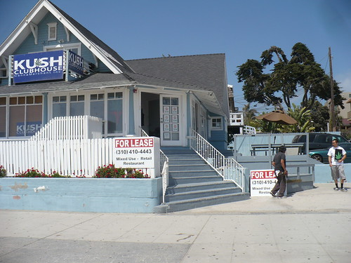 Kush House Venice Beach