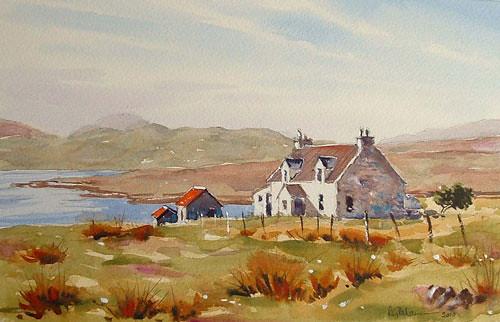 4711757073 f196abc1b6 jpgOld Farmhouse Painting