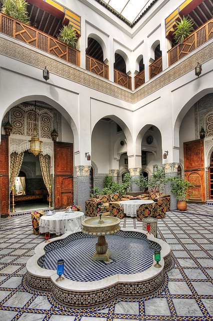 Splendours Of Moroccan Architecture Flickr Photo Sharing