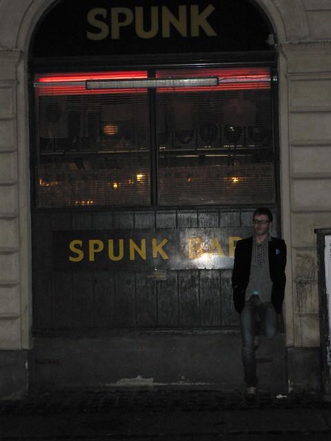 I'd copenhagen spunk bar 1983