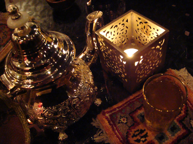 moroccan   Tea*