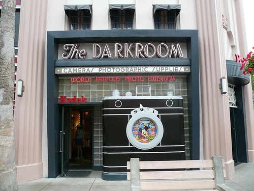 Disney MGM Studios, The Darkroom Camera Supply