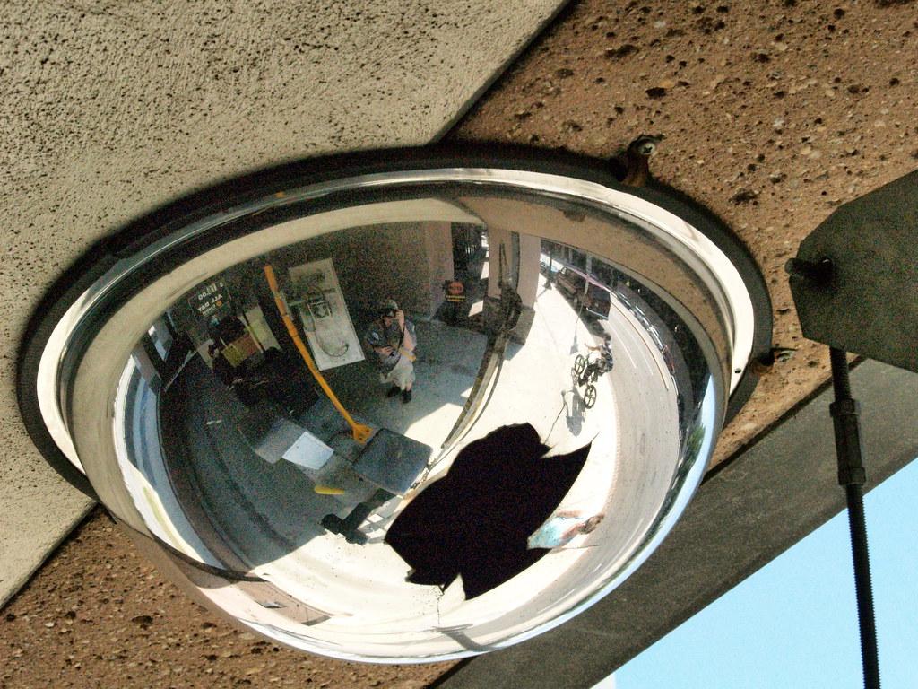 Mirrors by Caleb Kuhn
