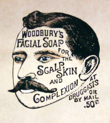 Topic Woodbury facial soap can