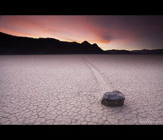 In the moment - Death Valley National Park, CA