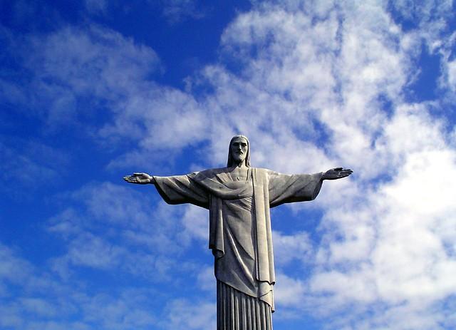 Cristo Redentore a Rio, Brasile