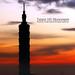 Taipei 101 Skyscraper * Sunset by *Yueh-Hua 2017