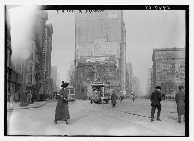 5th Ave. and Broadway (LOC)