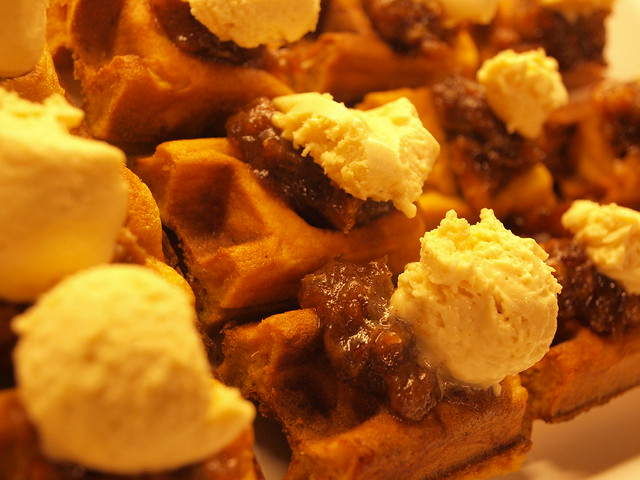 Sweet Potato Waffles | Flickr - Photo Sharing!