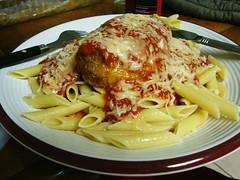 bucatini(0.0), spaghetti(0.0), spaghetti aglio e olio(0.0), bolognese sauce(0.0), fettuccine(0.0), pici(0.0), pasta(1.0), penne(1.0), produce(1.0), food(1.0), dish(1.0), carbonara(1.0), cuisine(1.0),