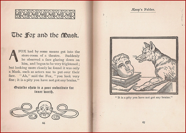 Aesop's Fables - The Star from Flickr via Wylio
