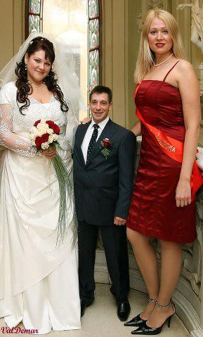 Tall busty women