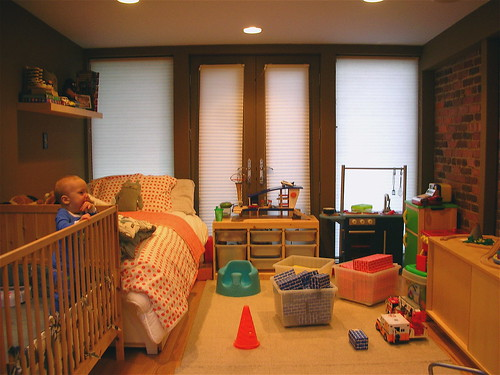 Nursery/ Kids' Room