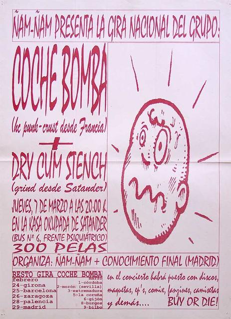 Coche Bomba+Dry Cum Stench