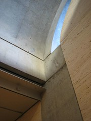 Kimbell Art Museum, Louis I. Kahn, 1972, Fort Worth TX