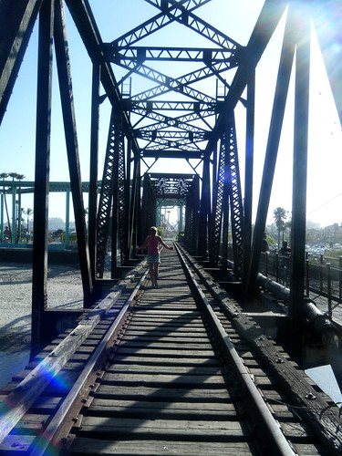 Santa Cruz Railway Bridge