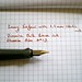 Small photo of Diamine Dark Brown ink